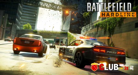 Battlefield Hardline Trainer version 1.07.15 + 7