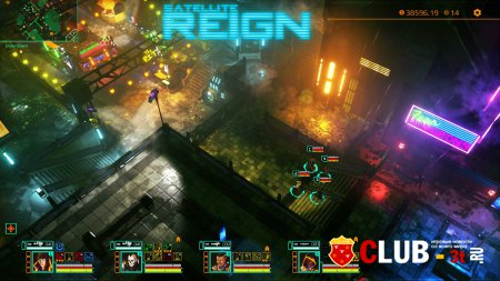 Satellite Reign Trainer version 1.02 + 4