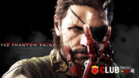Metal Gear Solid V The Phantom Pain Trainer version 1.01 + 18