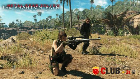 Metal Gear Solid V The Phantom Pain Трейнер version 1.01 + 15