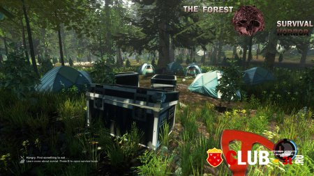The Forest Trainer version 0.23 + 9