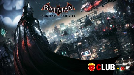 Batman Arkham Knight Трейнер version 1.2.0.36 + 17