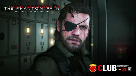Metal Gear Solid V The Phantom Pain Трейнер version 1.05 + 21
