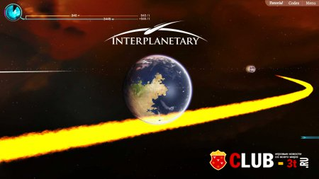 Interplanetary Trainer version 1.0.6318 + 4