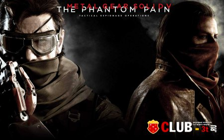Metal Gear Solid V The Phantom Pain Trainer version 1.01 + 14