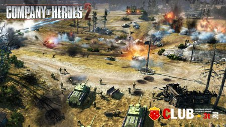 Company of Heroes 2 Trainer version 4.0.0.19545 + 6