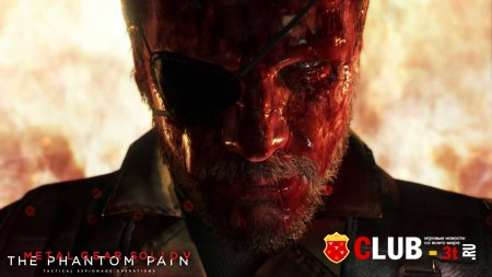 Metal Gear Solid V The Phantom Pain Trainer version 1.05 + 23