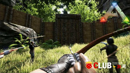 ARK Survival Evolved Трейнер version Early Access 13.09.2015 + 23