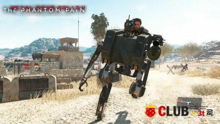Metal Gear Solid V The Phantom Pain Trainer version 1.02 + 14