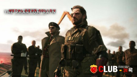 Metal Gear Solid V The Phantom Pain Трейнер version 1.02 + 23