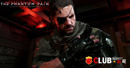 Metal Gear Solid V The Phantom Pain Trainer version 1.02 + 25