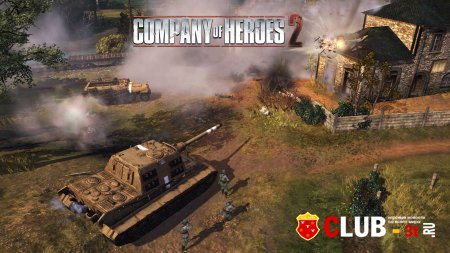 Company of Heroes 2 Trainer version 4.0.0.199654 + 7