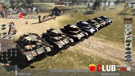 Men of War Assault Squad 2 Trainer version 3.200.0 + 5
