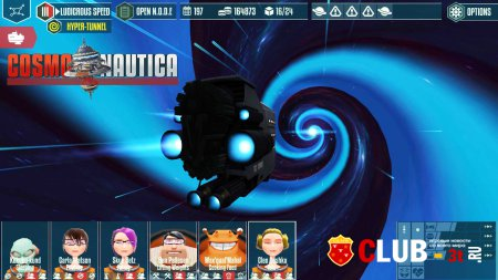 Cosmonautica Trainer version 1.1.8.336 + 4