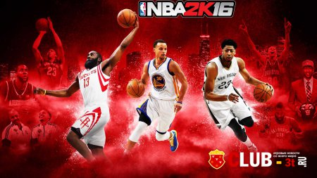NBA 2K16 Trainer version 1.0 + 8