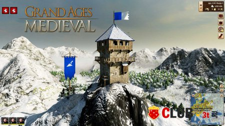 Grand Ages Medieval ������� version 1.01 + 4