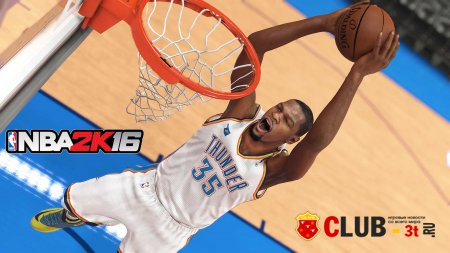 NBA 2K16 Trainer version 1.0 update 1 + 13