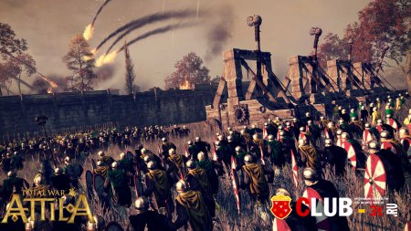 Total War Attila Trainer version 1.4.1.7952 + 19