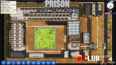 Prison Architect Trainer version 1.0 + 4