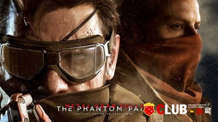 Metal Gear Solid V The Phantom Pain Trainer version 1.04 + 22