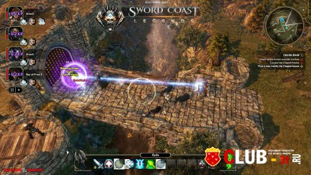 Sword Coast Legends Trainer version 1.0 + 9