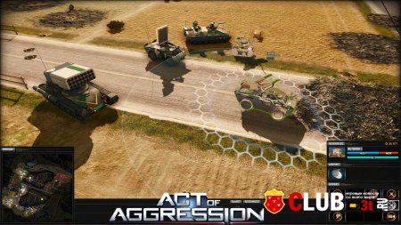Act of Aggression Trainer version 0.686 + 5