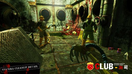 Viscera Cleanup Detail Trainer version 1.0 + 1