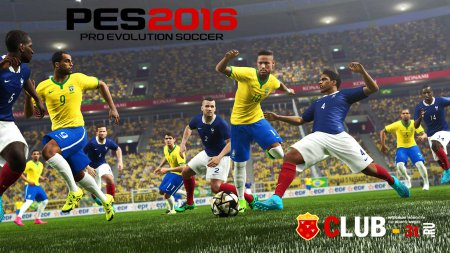 Pro Evolution Soccer 2016 Trainer version 1.02 + 7