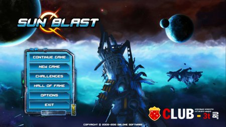 Sun Blast Star Fighter Trainer version 1.0 + 4