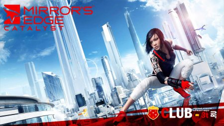 Mirror's Edge Catalyst перенесена на 26 мая 2016 года