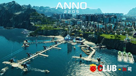 Anno 2205 Trainer version 1.0 + 6