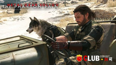 Metal Gear Solid V The Phantom Pain Трейнер version update 03.11.2015 + 26