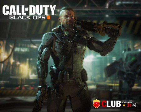 Call of Duty Black Ops III Трейнер version 1.0 + 7