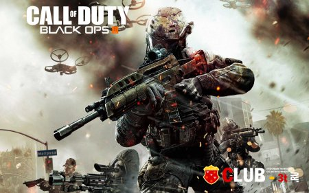 Call of Duty Black Ops III Trainer version 1.02 + 9