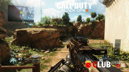 Call of Duty Black Ops III Trainer version 1.01 + 6