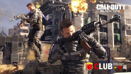 Call of Duty Black Ops III Трейнер version 1.03 + 9