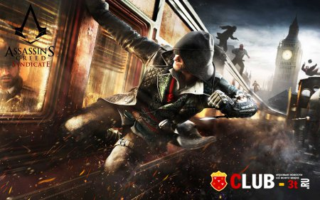 Assassin's Creed Syndicate Трейнер version 1.12 + 17