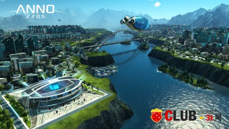 Anno 2205 Trainer version 1.1.2166.40001 + 10