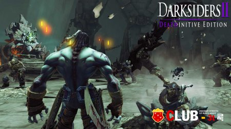 Darksiders II Deathinitive Edition Trainer version 1.01 + 9