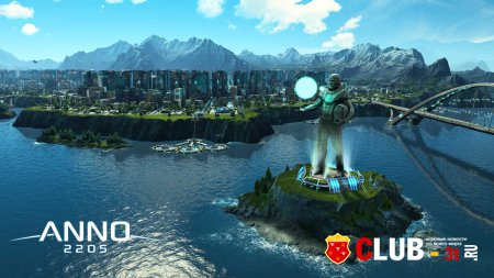 Anno 2205 Trainer version 1.0 update 1 + 6