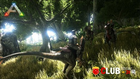 ARK Survival Evolved Trainer version Early Access 24.11.2015 + 23