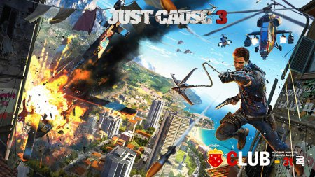 ������� � ��������� ���������� ���� Just Cause 3