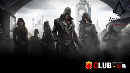 Assassin's Creed Syndicate Trainer version 1.12 + 17