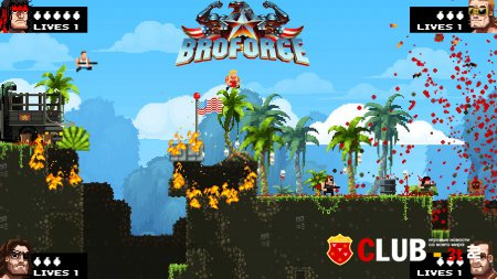 Broforce Trainer version update 27.11.2015 + 5