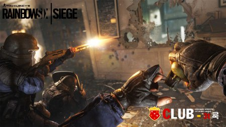 Tom Clancy's Rainbow Six Siege Трейнер version 1.0 + 4