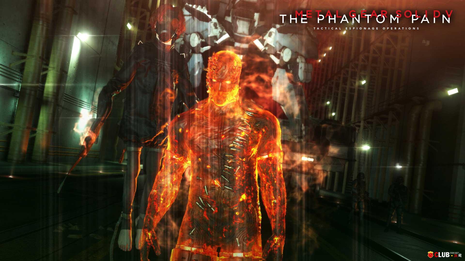 Кряк Для Metal Gear Solid Phantom