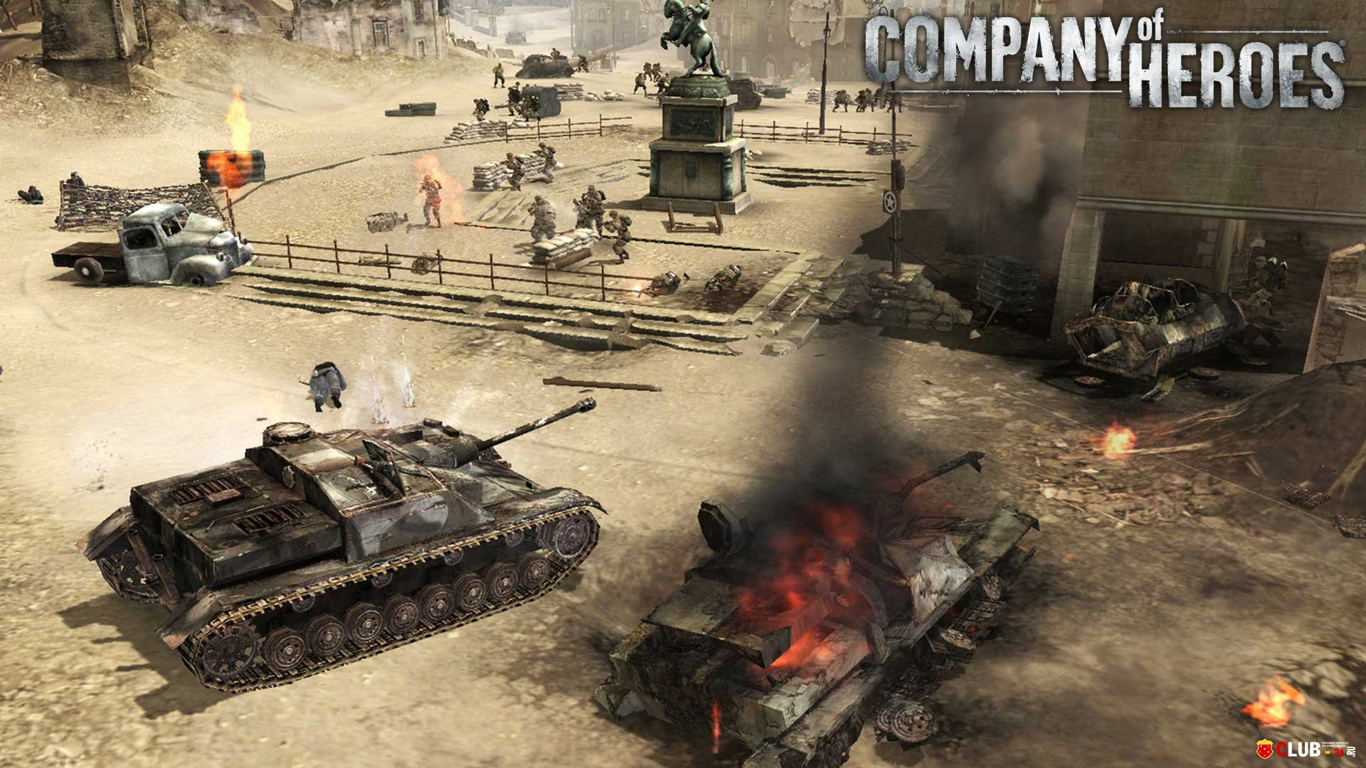 patch company of heroes 2.700