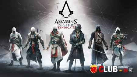 Assassin's Creed Syndicate Trainer version 1.21 + 19