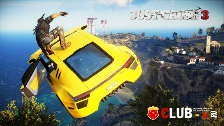Just Cause 3 Trainer version 1.0 + 15