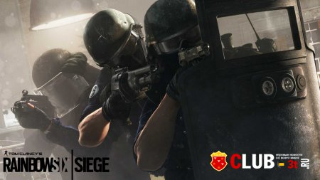 Tom Clancy's Rainbow Six Siege Trainer version 1.0 + 5